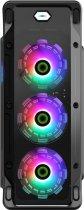 Корпус GameMax StarLight B-FRGB Black - зображення 4