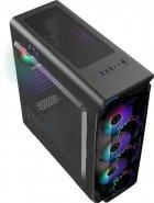 Корпус GameMax StarLight B-FRGB Black - зображення 6