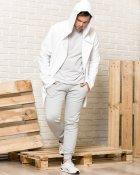 Мантія з капюшоном чоловіча WB розмір XL біла - зображення 1