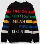 Джемпер United Colors of Benetton 1041Q1936.G-3275 140 см L (8032652378505) - зображення 2