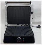 Гриль DSP KB-1001 електричний притискної з таймером 1400 Вт Чорний (11666) - зображення 2