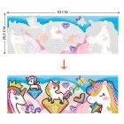 Набір для творчості Avenir картина за номерами артпікселі Єдиноріг 10000 елементів (CH191599) - зображення 4