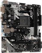 Материнская плата ASRock X370M-HDV R4.0 (sAM4, AMD X370, PCI-Ex16) - изображение 2