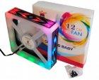 Кулер Cooling Baby 12025RGB4 - изображение 4
