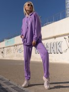 Спортивный костюм Lilove 056-1 4XL(54-56) Лиловый (ROZ6400022494) - изображение 6