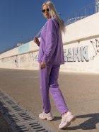 Спортивный костюм Lilove 056-1 4XL(54-56) Лиловый (ROZ6400022494) - изображение 8