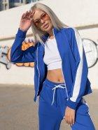 Спортивный костюм Lilove 057-1 2XL(50-52) Электрик (ROZ6400022509) - изображение 8