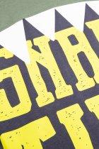 Футболка с длинными рукавами Coccodrillo Snack Time Z20143102SNA-27 104 см (5904705431457) - изображение 4