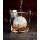 Форма силіконова для льоду Сфери Кульки 4.5 см Ice Ball кубики льоду для охолодження віскі - зображення 4