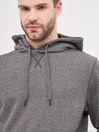 Худи Calvin Klein Jeans Monogram Badge Grindle Hoodie J30J316551-BEH S CK Black (8719853137000) - изображение 5