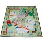 Розвиваюча Настільна гра Монополія Україна Monopoly METR+ для дітей та дорослих Від 2 до 6 учасників Українська версія - зображення 3