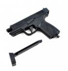 Пістолет пневматичний ASG Bersa BP9CC Blowback!. Корпус - пластик (2370.25.38) - зображення 2