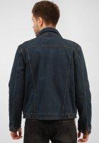 Куртка джинсова LACARINO 5085 L синій - зображення 3