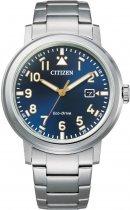 Чоловічі годинники Citizen AW1620-81L - зображення 1