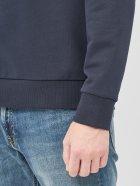 Свитшот Michael Kors Dbl Logo Sweatshirt CF05JNR4NF-511 XXL Dark Midnight (0194391373093) - изображение 5