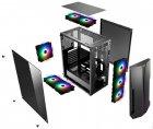 Корпус Xilence XilentBladeRGBX512 Black (XG121_X512.RGB) - изображение 5