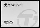 """Transcend SSD220Q 500GB 2.5"""" SATAIII QLC (TS500GSSD220Q) - зображення 1"""