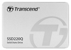 "Transcend SSD220Q 500GB 2.5"" SATAIII QLC (TS500GSSD220Q) - изображение 1"