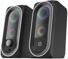 Акустична система HP DHE-6001 LED RGB Black - зображення 4