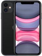 Мобільний телефон Apple iPhone 11 64 GB Black Slim Box (MHDA3) Офіційна гарантія - зображення 1