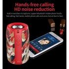 Бездротова Bluetooth колонка Zealot S32 Червоний камуфляж - зображення 7