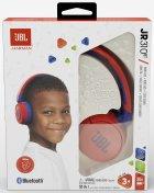 Навушники JBL JR 310 BT Red (JBLJR310BTRED) - зображення 7