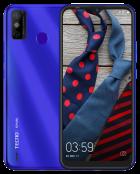 Мобильный телефон Tecno Spark 6 Go 3/64GB Aqua Blue - изображение 1