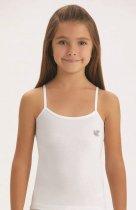 Майка для дівчинки біла Baykar Б4108 зростання 158-164 - зображення 1