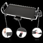 Гриль электрический Clatronic TYG 3608 - изображение 2