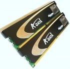 Пара оперативної пам'яті ADATA DDR2 4Gb (2Gb+2Gb) 800MHz 6400U CL5 (AX2U800GB2G5-AG) Б/У - зображення 2