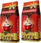 Упаковка кави в зернах Ferarra Caffe 100% Arabica з клапаном 1 кг х 2 шт. (4820198877217) - зображення 1