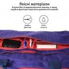 """Сумка для ноутбука Promate Akita-MB 16"""" Blue (akita-mb.blue) - зображення 7"""