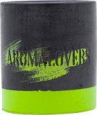 Ароматическая свеча Aromalovers Зелёный чай и лимон соевая в бетоне 240 г (ROZ6206102586) - изображение 2