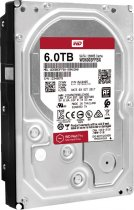Жорсткий диск Western Digital SATA 6TB 6GB/S 256MB RED PRO WD6003FFBX WDC WD - зображення 2