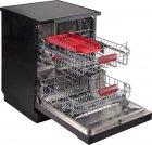 Посудомоечная машина Toshiba DW-14F2CIS(BS)-UA - изображение 8
