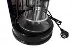 Шашличниця Grunhelm GSE20 чорна електрична 6 шампурів 2000Вт - зображення 3