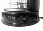 Шашличниця Grunhelm GSE20 чорна електрична 6 шампурів 2000Вт - зображення 5