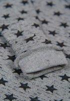 Водолазка Happy GaGa Рибана с начесом цветной звезды 98-104 см серый - изображение 2