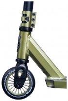Трюковий Самокат Maraton RAPID трюкової колеса метал хакі металік для фрістайлу - зображення 4