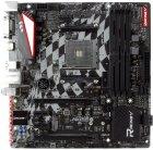 Материнская плата Biostar Racing X470GTQ sAM4 X470 4xDDR4 HDMI-DVI, M.2, 7.1-CH, mATX (JN63X470GTQ) - изображение 3