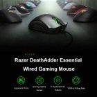 Миша Razer DeathAdder Essential Black (RZ01-02540100-R3M1) - зображення 6