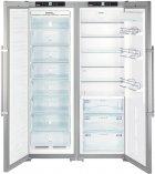 Side-by-side холодильник LIEBHERR SBSES 7253 - изображение 2