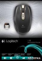 Мышь Logitech Wireless Mouse Anywhere MX (910-002899) - изображение 6
