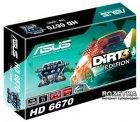 Asus PCI-E Radeon HD 6670 1024MB GDDR5 (128 bit) (810/4000) (DVI, HDMI, Display Port) (EAH6670/G/DIS/1GD5) - изображение 4