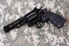 """Пневматичний пістолет ASG Dan Wesson 4"""" Black (23702523) - зображення 5"""