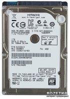 Жесткий диск Hitachi (HGST) Travelstar 5K1000 1TB 5400rpm 8МB HTS541010A9E680_0J22413 2.5 SATAIII - изображение 1