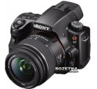 Фотоаппарат Sony Alpha SLT-A37 Официальная гарантия! + Объектив 18-55 Kit (SLTA37K.CEE2) - изображение 4