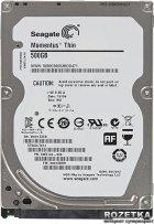 Жесткий диск Seagate Laptop HDD 500GB 5400rpm 16MB ST500LT012 2.5 SATA II - изображение 1
