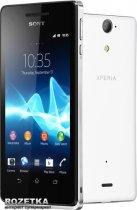 Мобильный телефон Sony Xperia V LT25i White - изображение 1