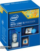 Процессор Intel Core i5-4570 3.2GHz/5GT/s/6MB (BX80646I54570) s1150 BOX - изображение 1